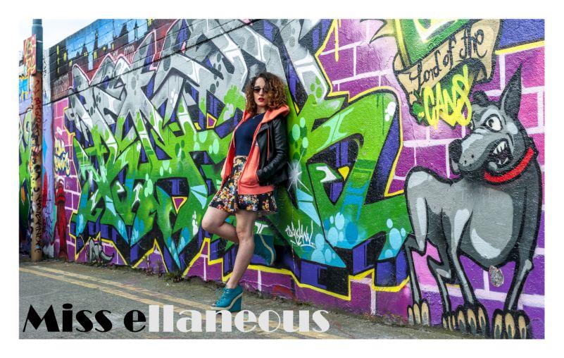 Miss ellaneous / Urban Fashion Editorial