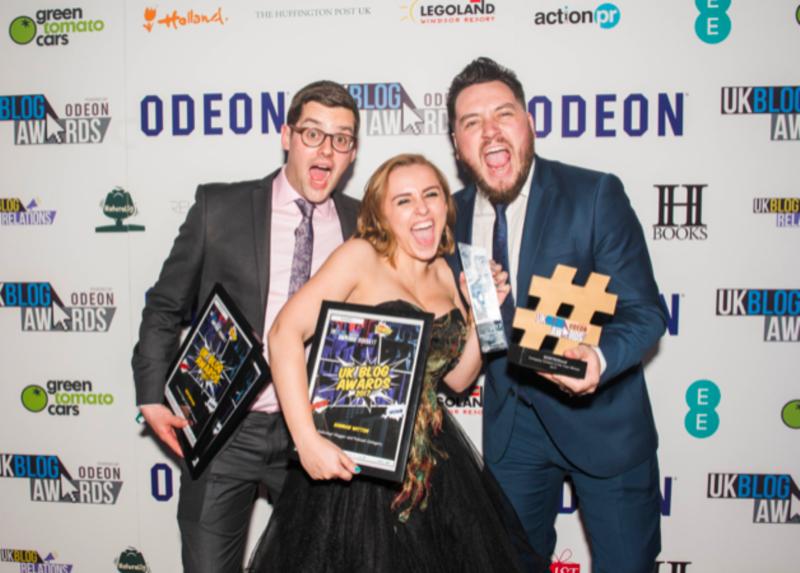 UK Blog Awards 2018: Open for Entry!