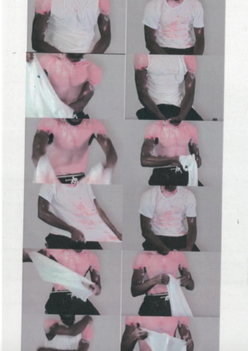 A Conversation with Urbain - Visual Art film