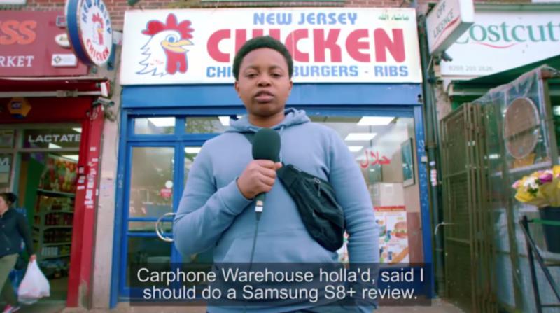 The Chicken Connoisseur - Samsung Galaxy S8