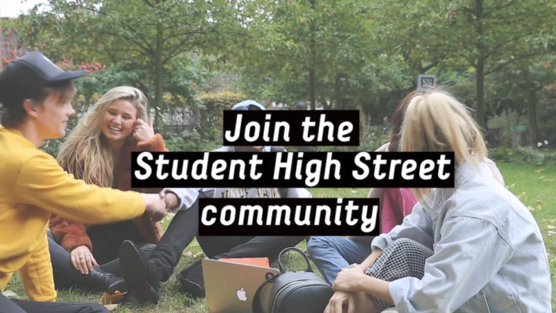 Student High Street Brand Ambassador Video