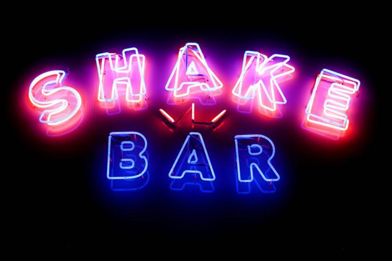 SCIENCE MUSEUM - Shake Bar
