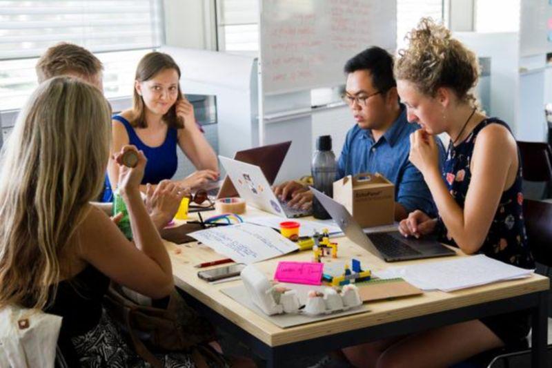 Opinion / Creativity Needs Collaboration