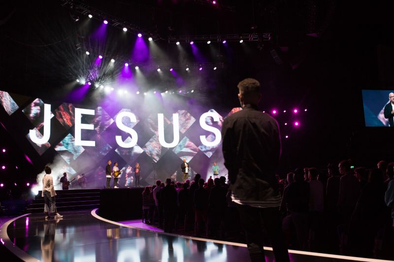 Hillsong Conference Europe 2017