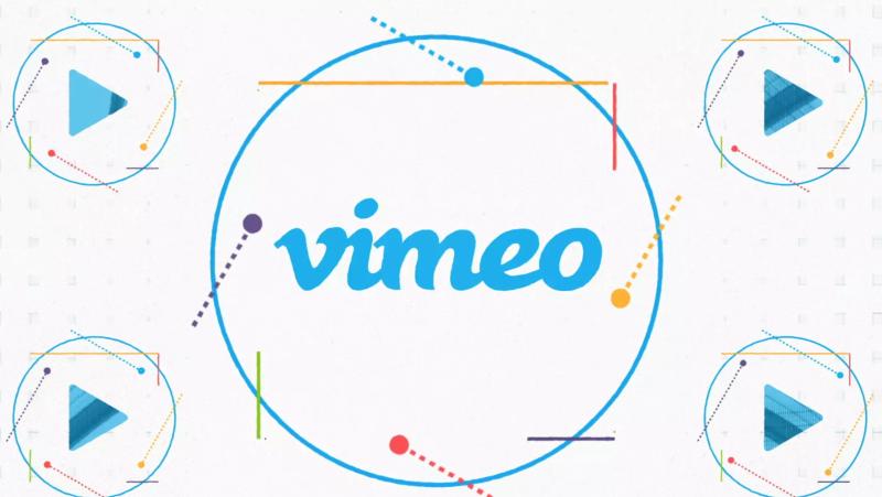 Vimeo Title Loop with Sound Design
