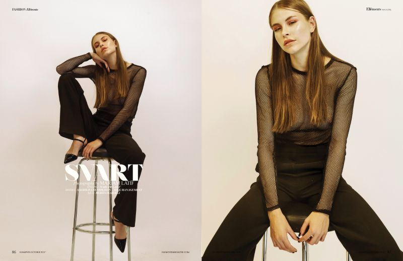 October Issue Éllements Mag NYC