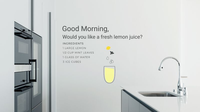 Future Screen UI
