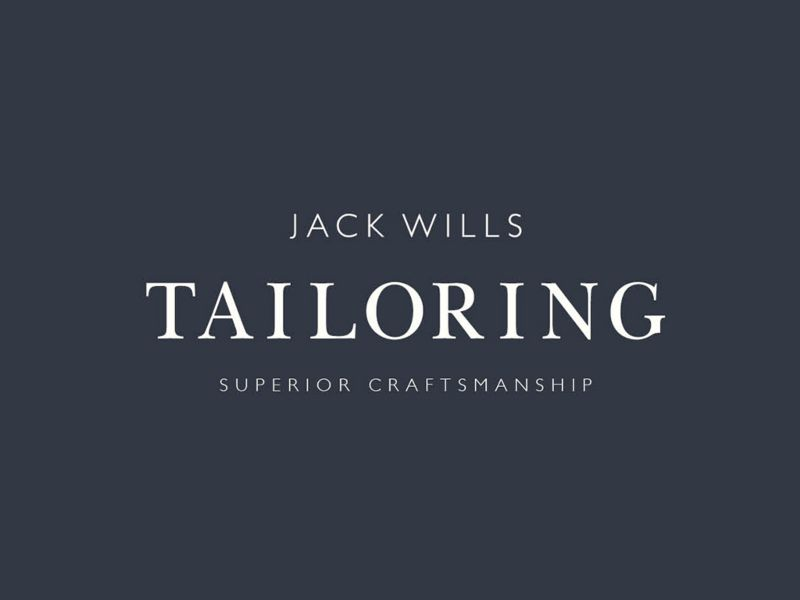 Jack Wills Tailoring