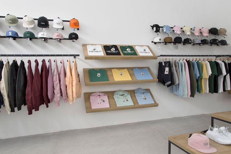 Interior for BP Shop Budapest