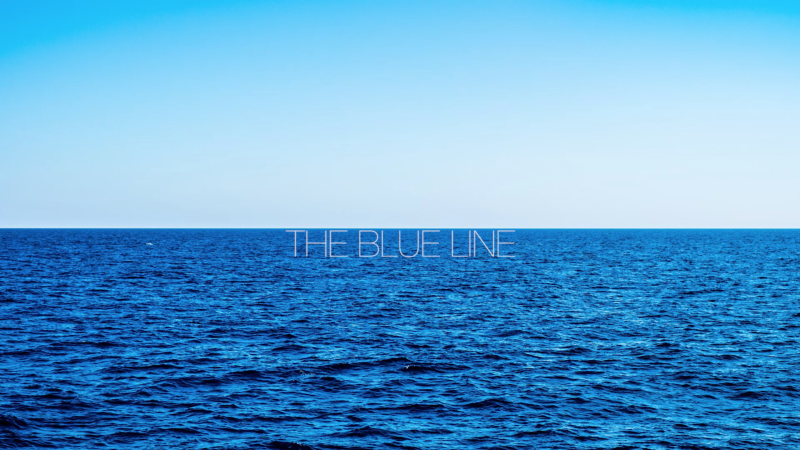 MARCUS DRINKWATER - THE BLUE LINE