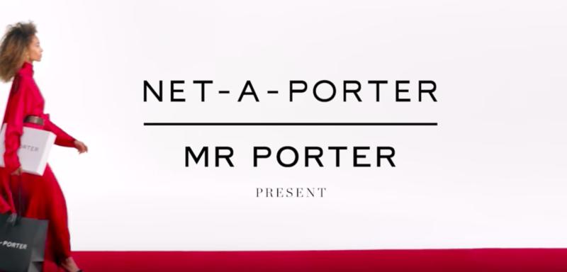 Net-A-Porter Christmas 2017