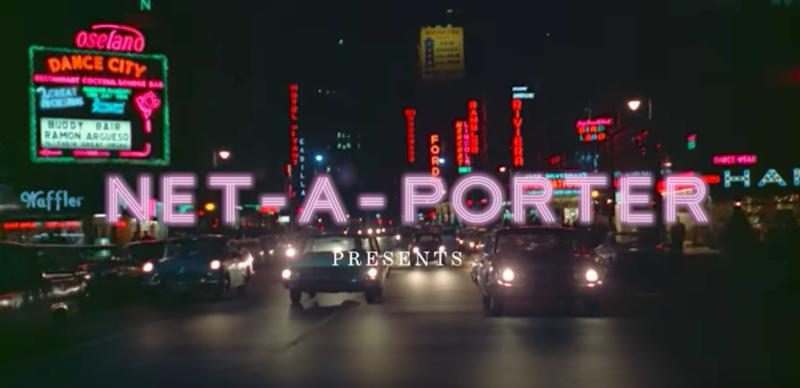 Stella McCartney x Net-A-Porter FW17