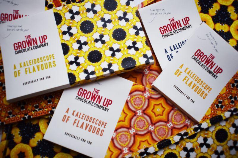 The Grown Up Chocolate Company
