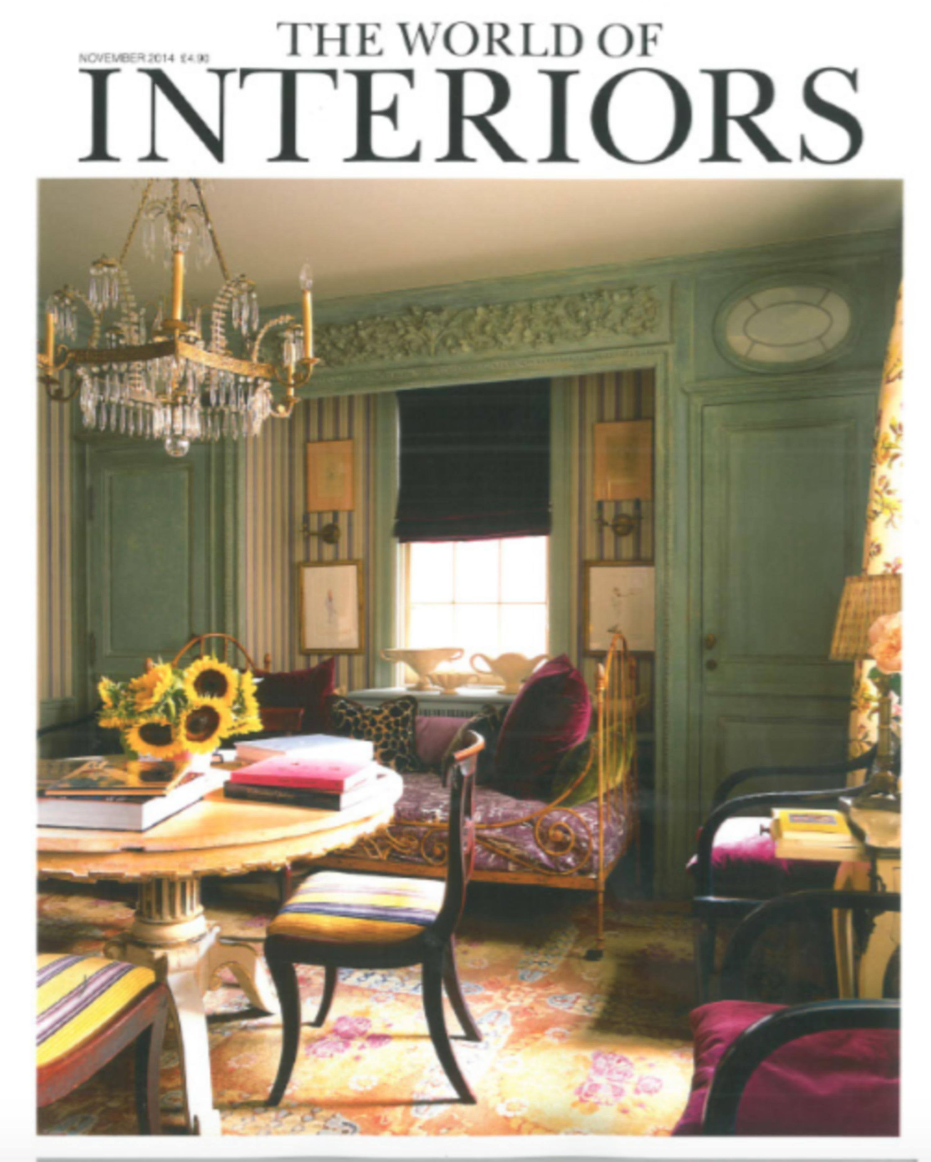 Copyright The World Of Interiors