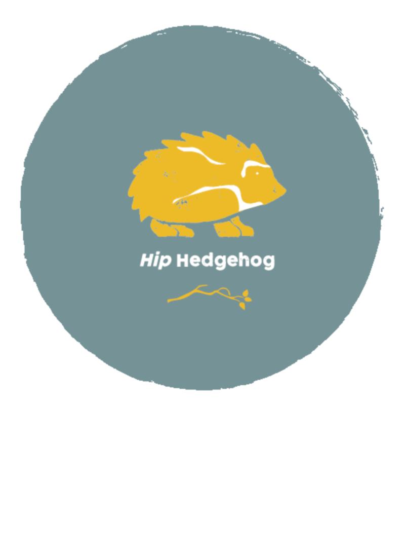 Hip Hedgehog Logo