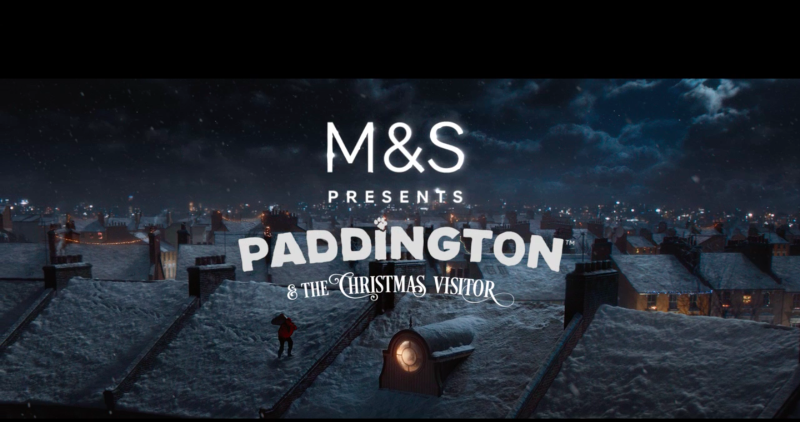 M&S: Paddington & The Christmas Visitor