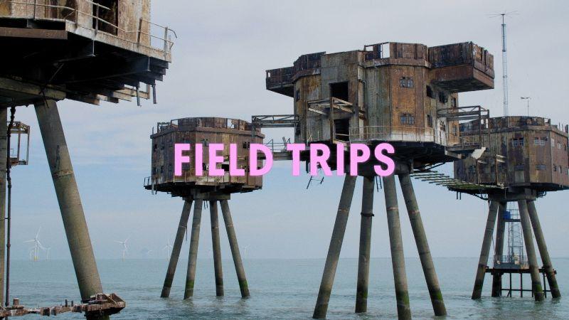 Field Trips Ep 1: Paul White (WINNER Brand Film Festival - Best of the Best)