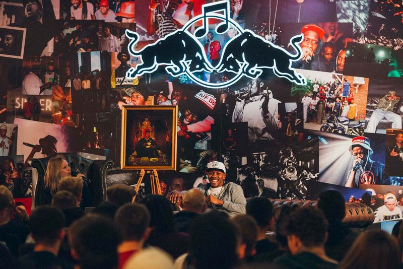 RED BULL | AN EYE ON GRIME EXHIBITION