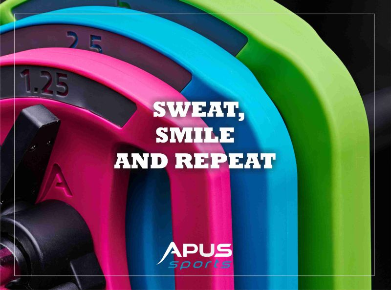 Apus Sports - brand communication (complete strategy and implemetation)