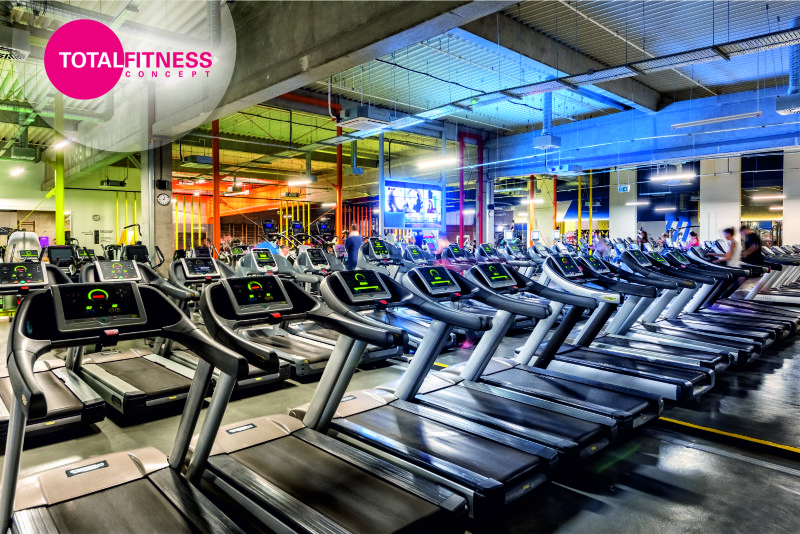 Total Fitness Concept - marketing 360, B2B