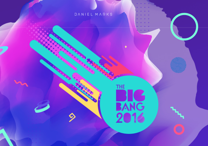 Daniel Mark's Big Bang Competition Campaign (2016)