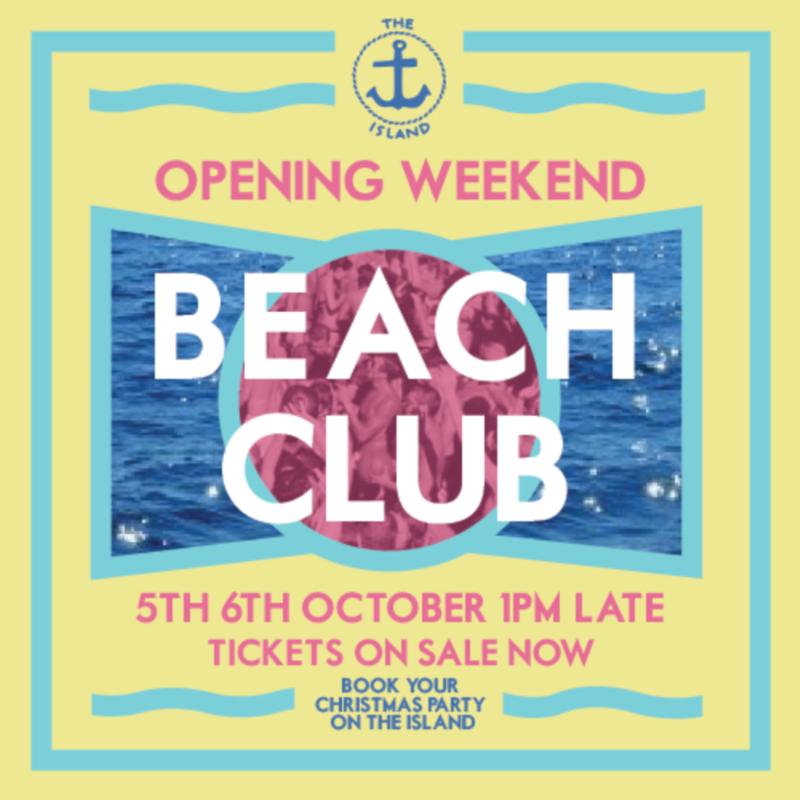 The Island Beach Club