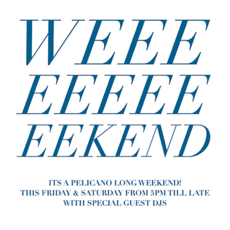 Pelicano Long Weekend