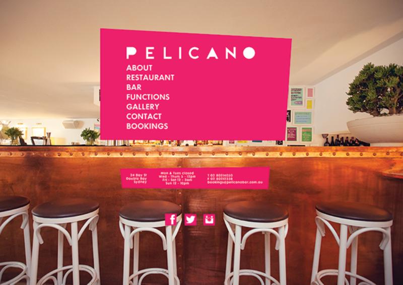 Pelicano Website