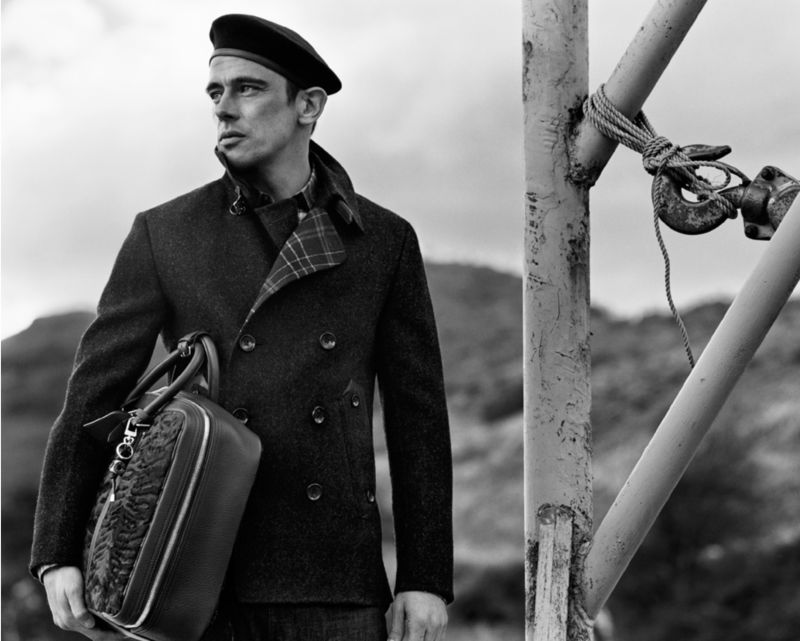 Louis Vuitton – Men's A/W 2012 catalogue