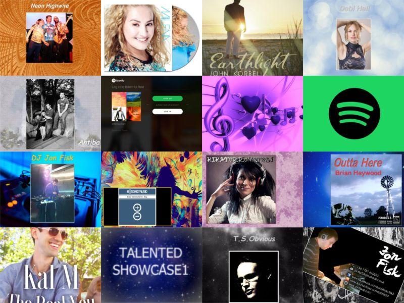 Artist Spotlight Playlist - Spotify