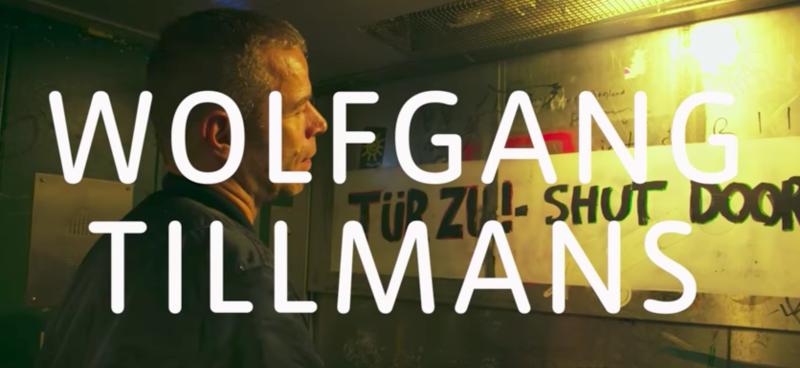 Wolfgang Tillmans Documentary