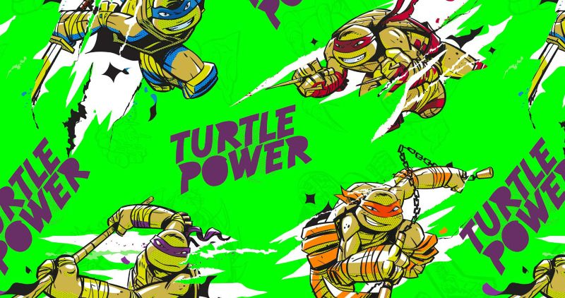 Nickelodeon - TMNT Techniques Guide