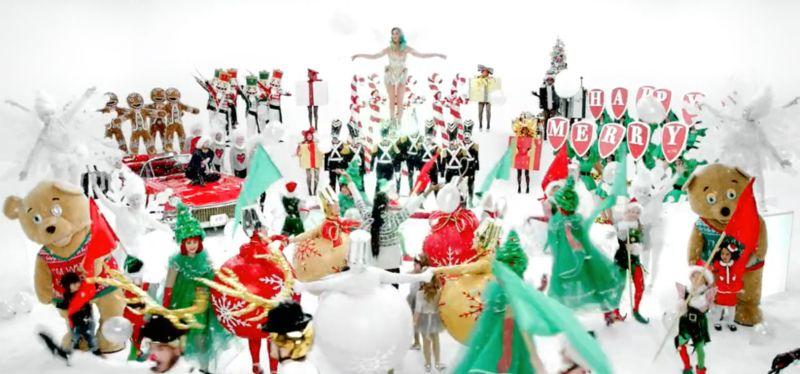 Christmas ad H&M
