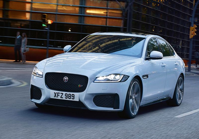 Jaguar XE & XF