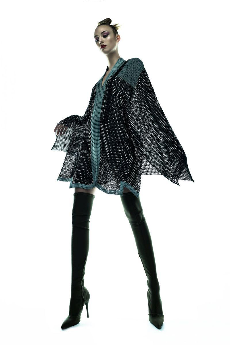 Modeclix 3d printed fashion