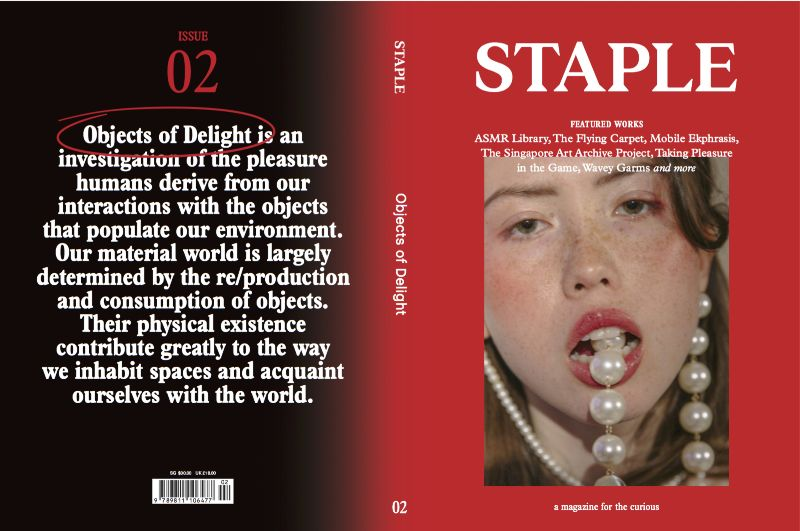 STAPLE Magazine 02: Objects of Delight