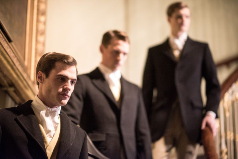 London Collections: Men | The English Gentleman at Apsley House