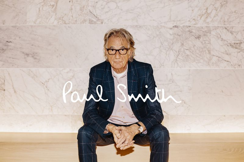Paul Smith x Design Museum