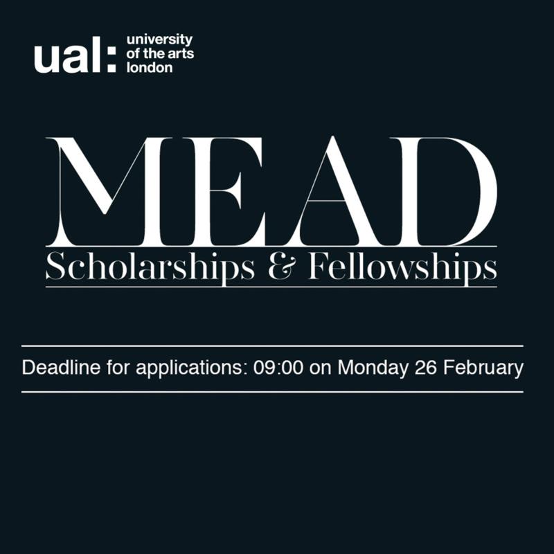 MEAD Scholarships & Fellowships 2018
