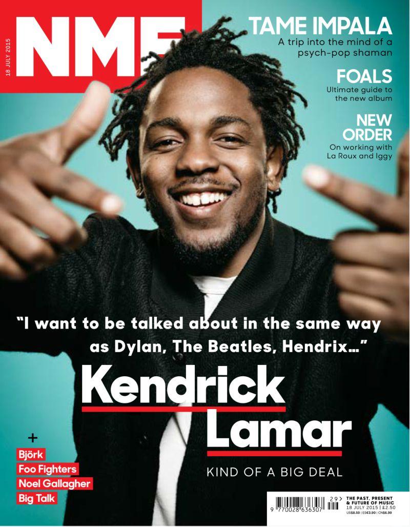 NME: KENDRICK