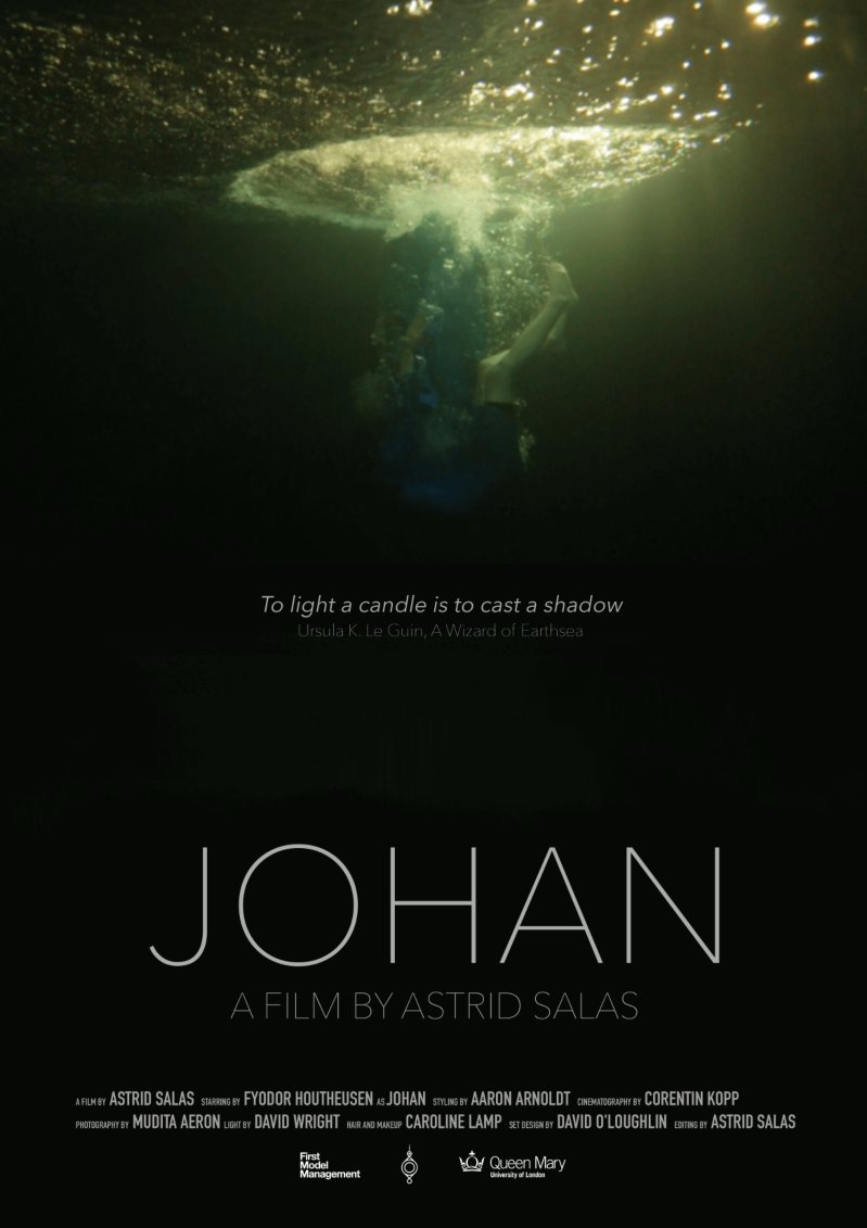 JOHAN | Experimental Cinematic 360° Film