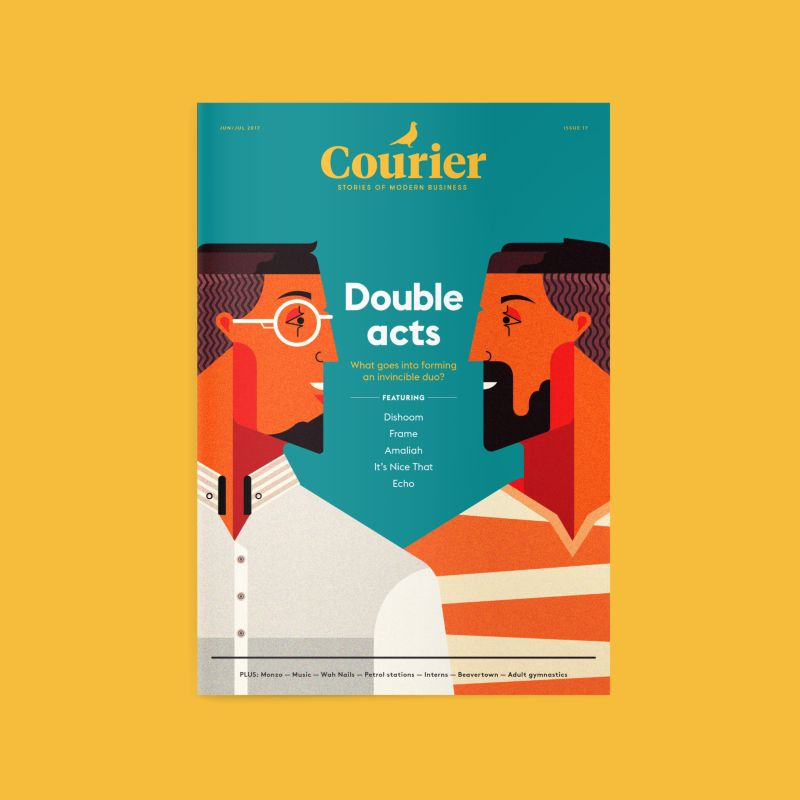 Courier 17: Double acts