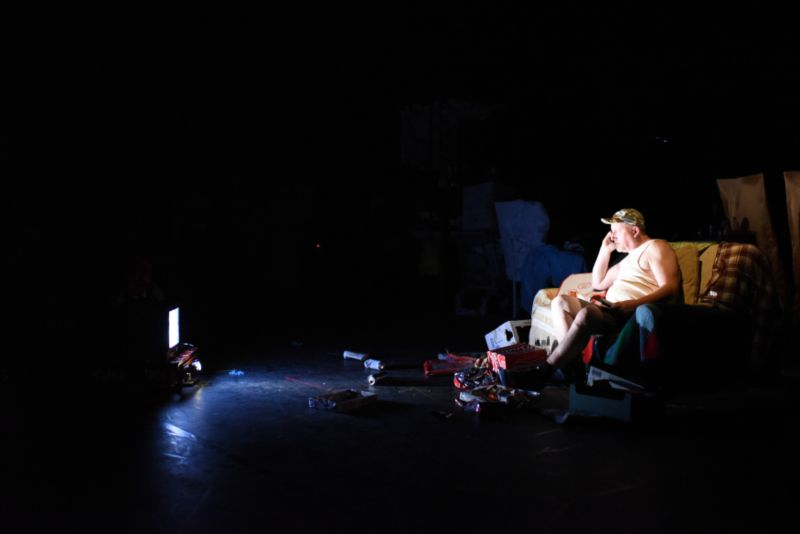 Attempts on Attempts (theatre production at Central Saint Martins)