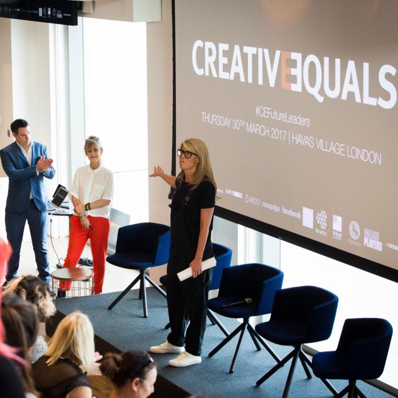 Creative Equals - Diversity Conference