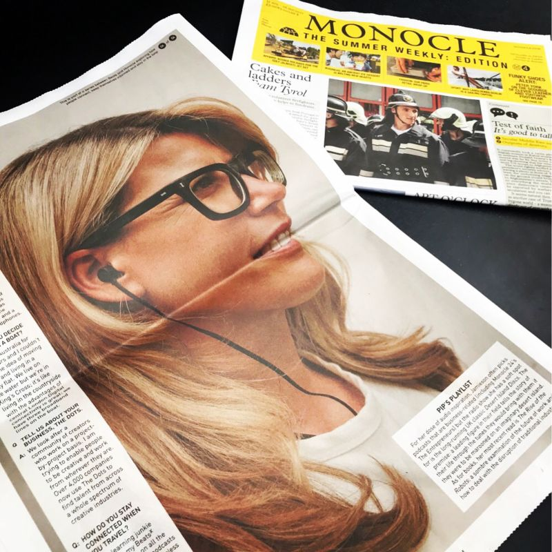 Monocle - Beats By Dre Interview
