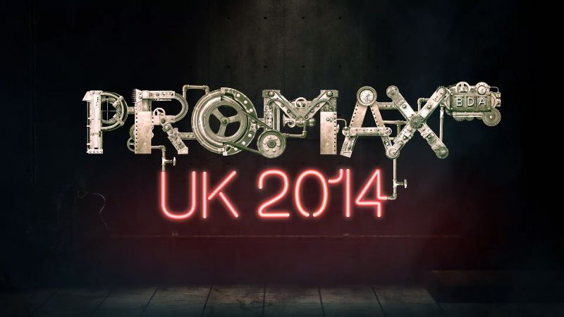 PromaxBDA 2014 Opening Title Sequence