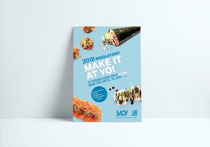 Make it at YO! Campaign