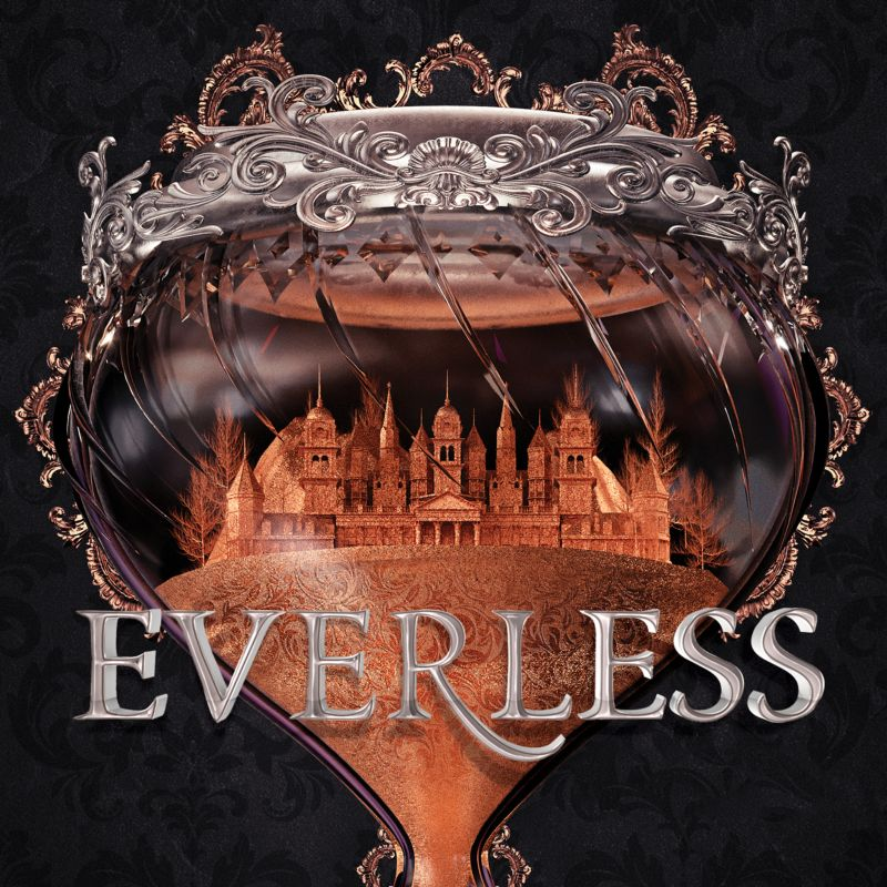 Everless Book Cover Illustration