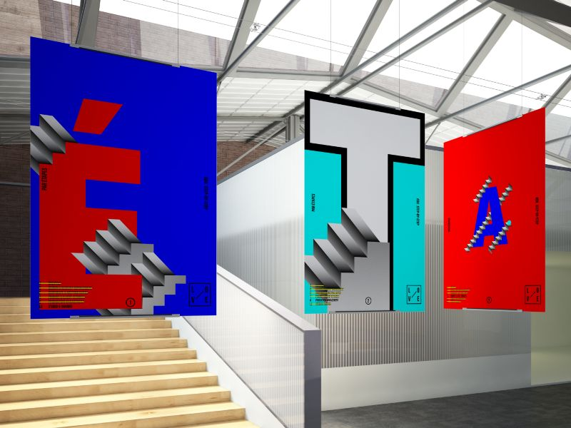 Étapes Posters