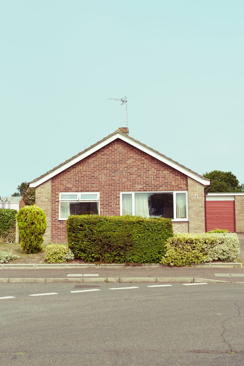 Bungalows in the UK